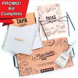 """PROMO! PLANCHETA + TAPAS + ESPÁTULA + PATAS + ECO BOLSA / """"LA PLANCHETTA"""""""