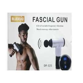 Masajeador Muscular Pistola Digital 4 Piezas DP-325