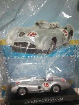 Colección Fangio Mercedes Benz 196W