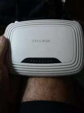 Vendo router tp link