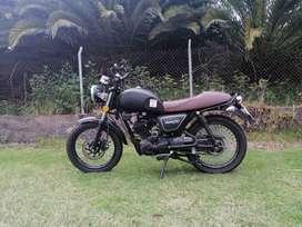 moto nueva modelo  IGM