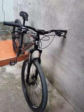 Vendo bicicleta jw jaguar