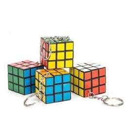 Cubo Rubik Llavero 3x3x3 Stickerless 3.0