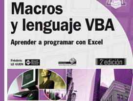 Programación en EXCEL con VBA