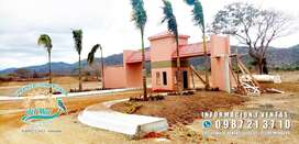 Terrenos Playeros con solo 90 Usd de Entrda, Todos los Servicios Basicos, Puerto Cayo Manabi, S1