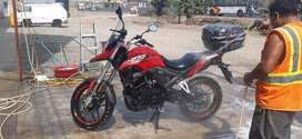 VENDO MOTO S/5.800  - ZONGSHEN XR1- 200