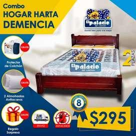 (( COLCHONES )) Camas Bases Somier Literas Sofacamas Colchonetas ¡¡*PRECIOS DE FABRICA*¡¡ Llame PALACIO DEL COLCHÓN !!