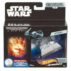juguetes Hot Wheels de star wars