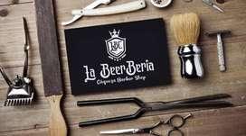 Busco Barbero / Lady Barber