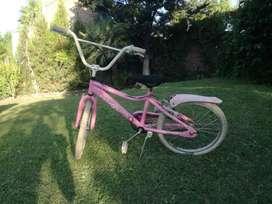 Bicicleta Vairo R20 para niña (Lujan de Cuyo)