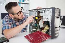 Reparación y Mantenimiento de computadores y Portátiles