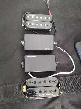 Micrófonos para guitarra