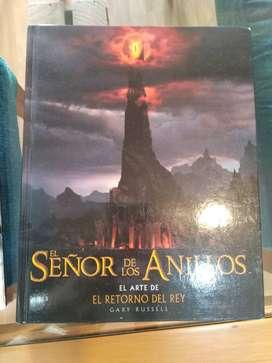 El Señor De Los Anillos (colección 7 libros) en perfecto estado