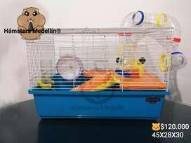 Jaula Hamster 13
