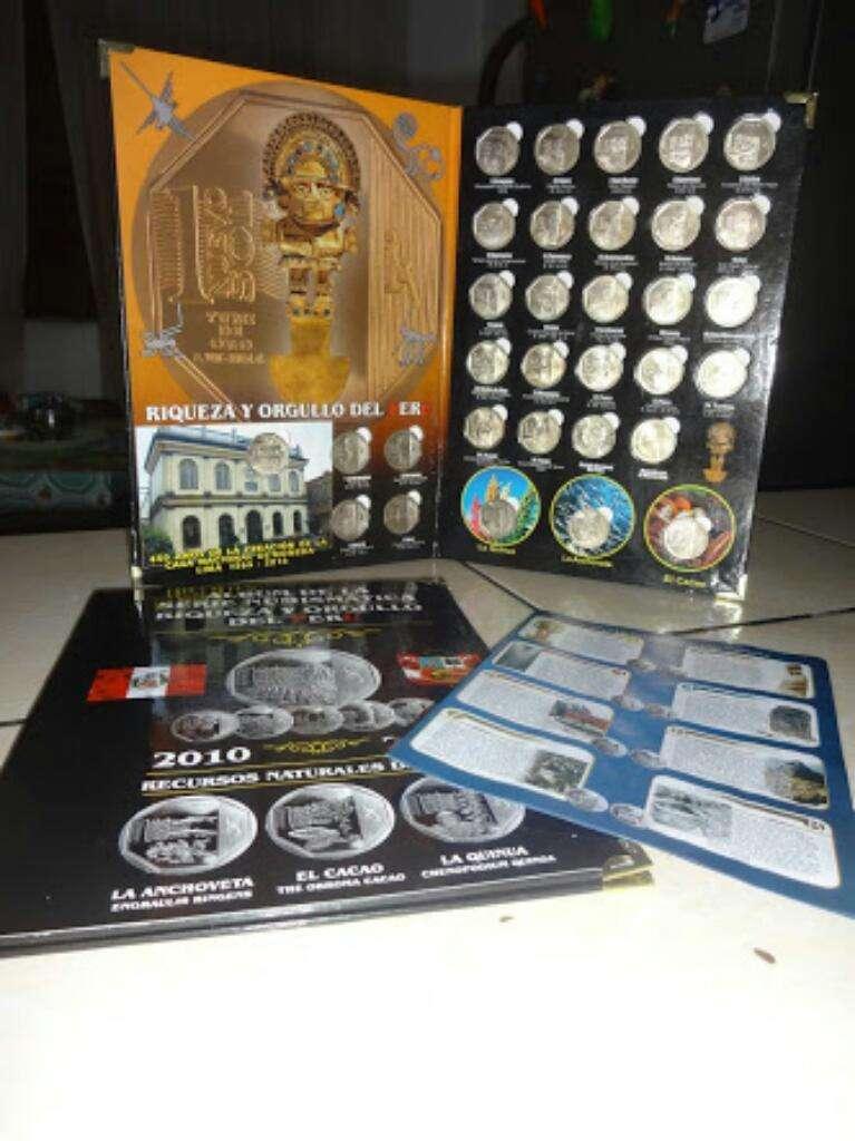 Album Monedas de Coleccion 0