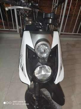 Vendo moto bwi en excelente estado