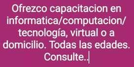 Cursos de Computacion e Informatica