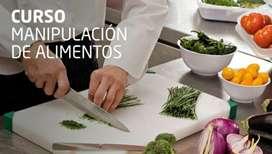 Curso de Manipulación alimentos PEREIRA Y DOSQUEBRADAS. A DOMICILIO