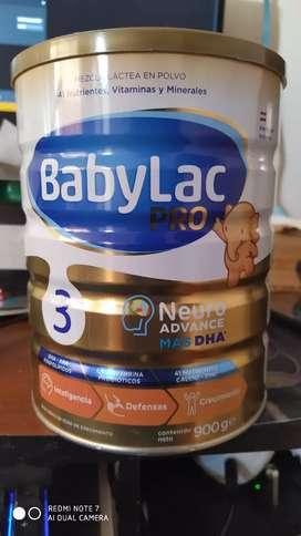 Vendo BabyLac 3 pro 900 gr
