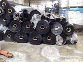 Geomembrana HDPE Tipo 0.50 mm, 0.75 mm, 1 mm, 1.75 mm, 2. mm / asfaltos / emulsiones