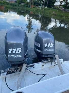 Motores Yamaha 115 4t Fuera de Borda