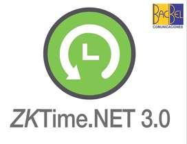 ZKTECO - ZKTIME NET 3.0SOFTWARE DE GESTIÓNDE TIEMPO Y ASISTENCIA - (Leer la descripción y condiciones antes de comprar)