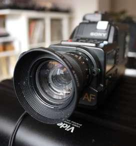 VideoCamara Sony CCD Handycam Video8