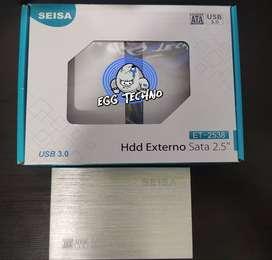 Convertidor de disco 2.5 a externo