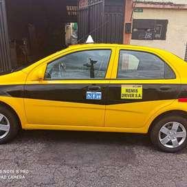 Se vende unidad de taxi en perfecto estado