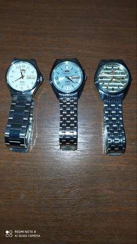 relojes ORIENT automaticos