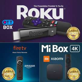 Convertidor de tv a Smart Tv