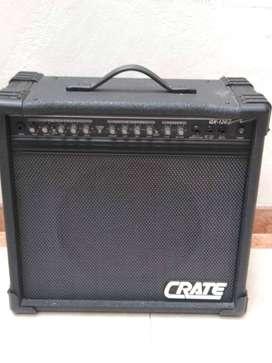 Amplificador  Crate Gx-120