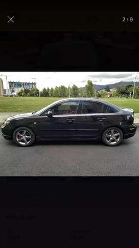 Vendo Mazda 3 Speed