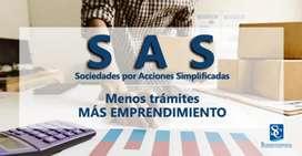 Constitución de Compañías SAS