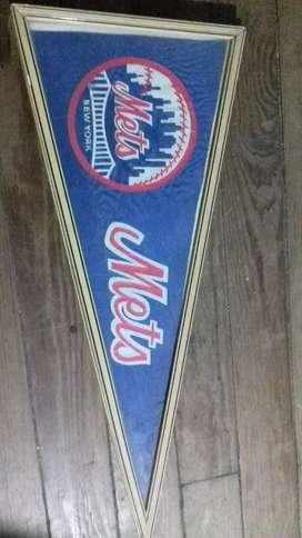 Banderines de equipos de béisbol antiguos