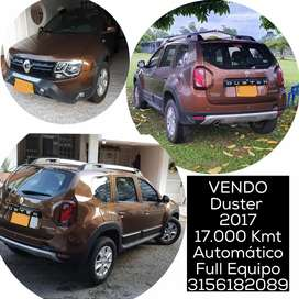 Vendo DUSTER 2017 FULL AUT