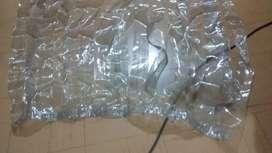 Vendo cortina PVC protectora