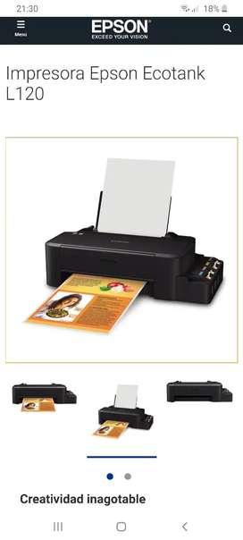 Impresora NUEVA Epson L120