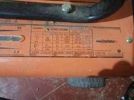 Se vende generador eléctrico y máquina de soldar en estado ok precio 1200 por los dos 9#33509870 el precio es conversabl