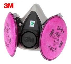 Respirador 3m 6200