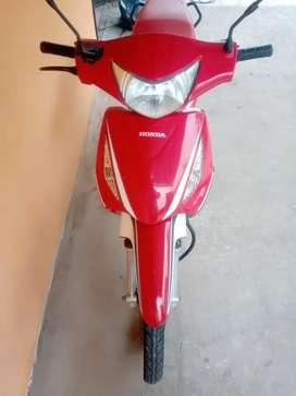 Honda biz GP