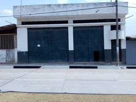 ALQUILER DE LOCAL COMERCIAL EN PICHANAKI