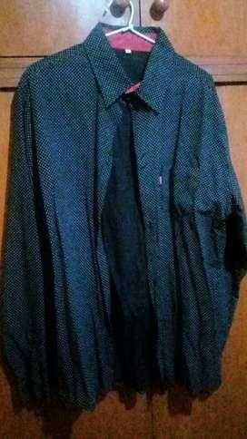 Camisas largas y cortas