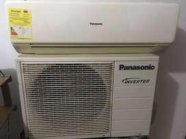 Vendo aire acondicionado Panasonic Inverter