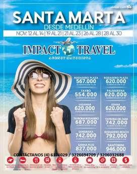 Santa Marta Novibre Y Diciembre 2019