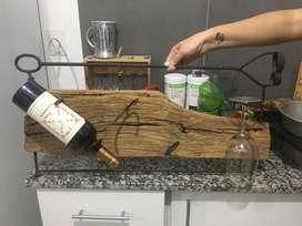 Vendo Vinoteca Rustica