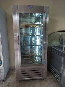 Frigorífico Vertical Refrigerante
