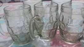 Chopps de vidrio