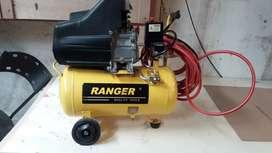 Vendo compresor ranger