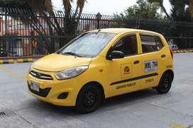Taxi I10 Gl . En Perfecto Estado (con Cupo)